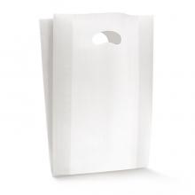 10 buste in plastica bianca opaca 10, 20 x 35 cm buste da spedizione