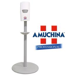 Colonna + Dispenser elettronico Amuchina cm 160